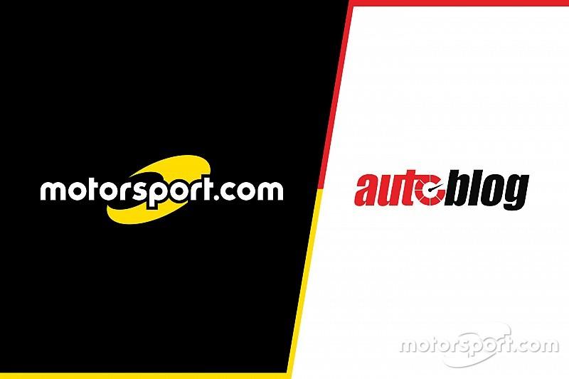 Motorsport.com y Autoblog.com se unen