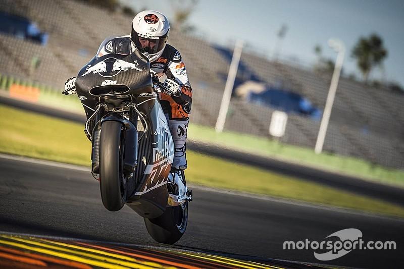 Kallio: I need to show KTM I'm fast enough to race