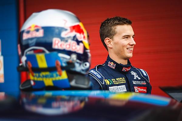 World Rallycross Timmy Hansen -