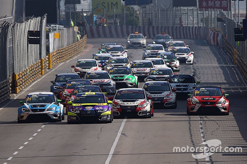 TCR International Series präsentiert Kalender 2016