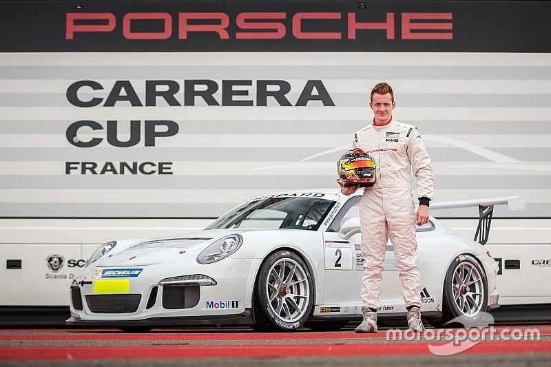 Florian Latorre nommé Espoir Porsche Carrera Cup France 2016 ... on porsche 911 gt3 cup, porsche carrera cup scandinavia, porsche cup car, porsche gt3 cup brasil, porsche motorsport, porsche carrera cup germany, porsche anniversary, porsche 944 cup, porsche 997 cup, porsche cup racing, porsche carrera cup great britain, porsche america roadster, porsche 911 racing,