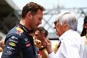 Formula 1 Breaking news Ecclestone still pushing for  independent F1 engine