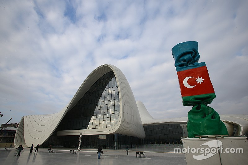 Analysis: Azerbaijan's plan to make the F1 race pay off