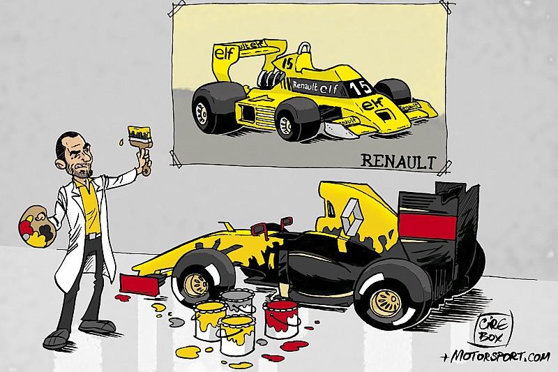 Le retour de Renault vu par Cirebox!