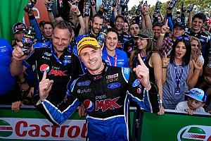 Supercars 比赛报告 V8超级房车赛:温卡普包揽周六冠军 温特波顿提前获总冠军