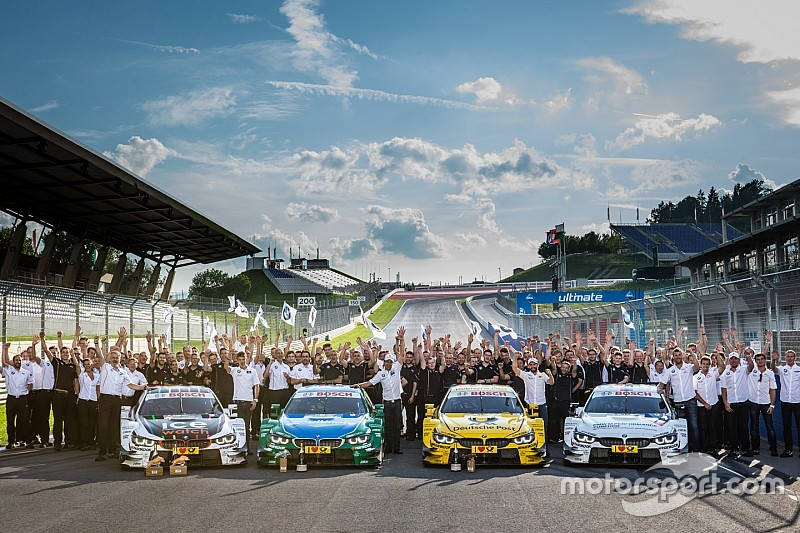 "BMW in der DTM: ""Never change a winning Team"""
