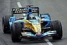 Photos - Les livrées de Renault F1 dans les années 2000