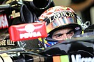 Bilan 2015 - Pastor Maldonado impuissant face à Grosjean