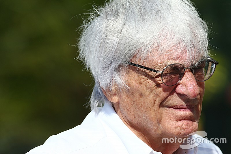 """F1 will be """"destroyed"""" without independent engine - Ecclestone"""