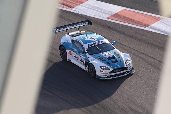 سباق الخليج 12 ساعة: دارن تورنر يحصد قطب الانطلاق الأول