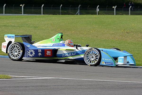 فريق تروللي يغادر الفورمولا إي وجاغوار تتّجه للانضمام بدءاً من الموسم الثالث