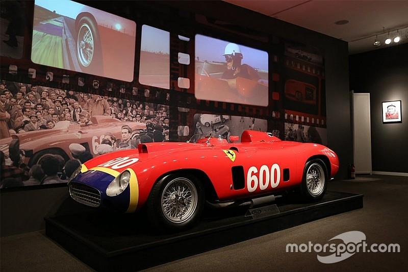 Ferrari 290 MM van Fangio geveild voor 28 miljoen