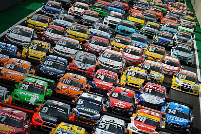 Interlagos: Fünf Rennserien, sieben Rennen, 130 Autos
