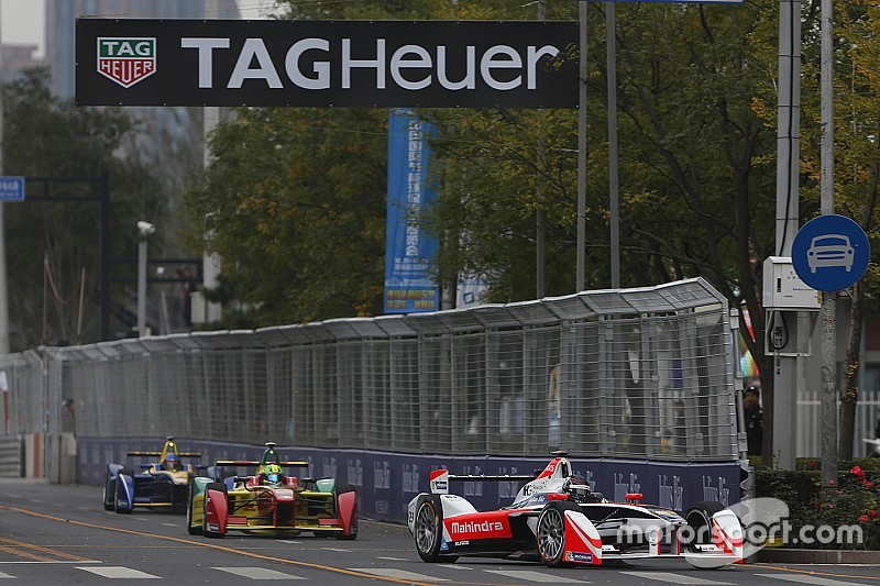 Formel E für Mercedes (noch) kein Thema