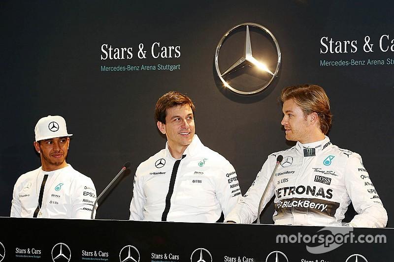 Hamilton y Rosberg entendieron la advertencia, según Wolff