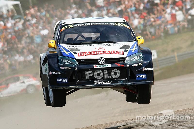 Volkswagen RX Sweden объединилась с Marklund Motorsport