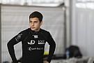 Isaakyan a tempo pieno in GP3 con Koiranen GP