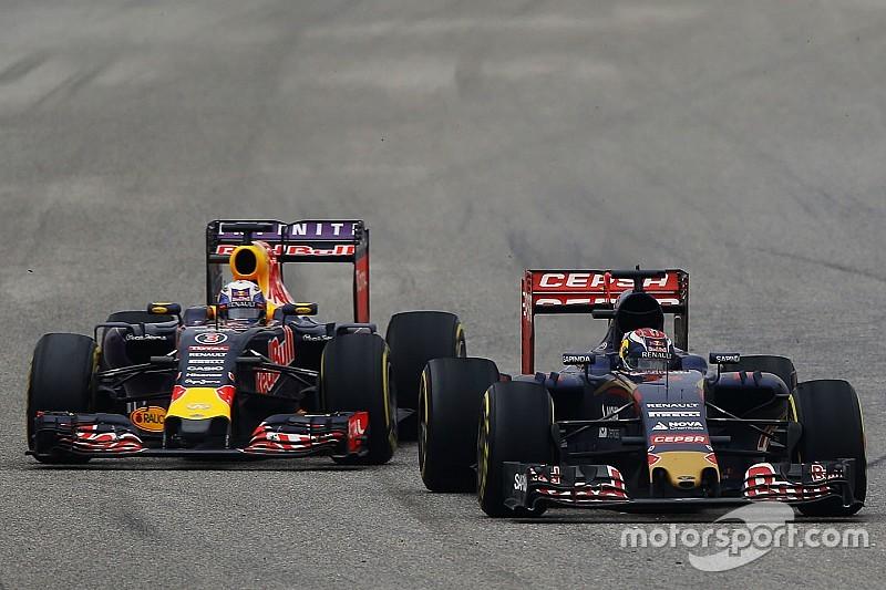 Марко: Toro Rosso способна опередить Red Bull в 2016-м