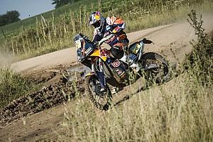 Moto Rally Raid Ultime notizie Sam Sunderland deve rinunciare alla Dakar 2016