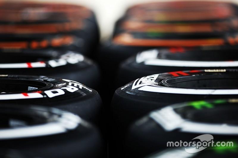 Pirelli announces tyre choices for Bahrain, China