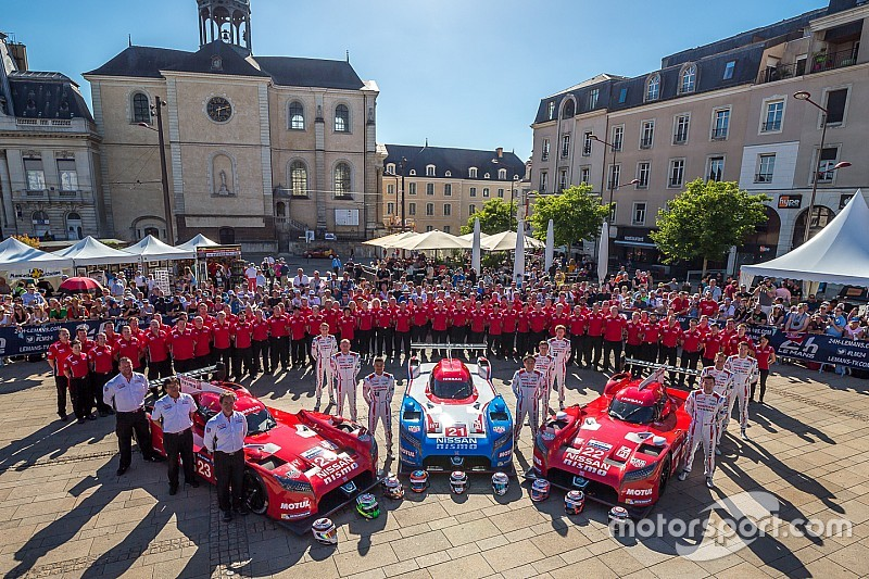 Top Stories of 2015; #20: Nissan's radical new LMP1 challenger