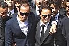 Massa recuerda la muerte de su amigo Jules Bianchi