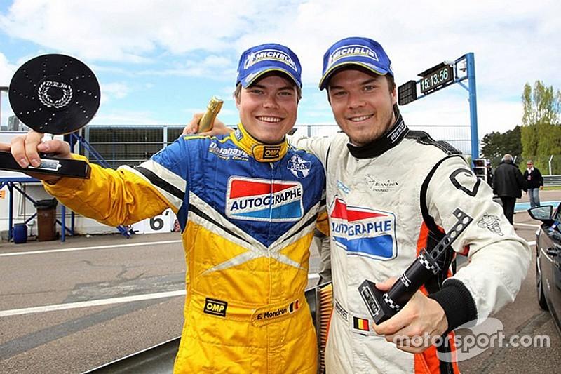 Edouard e Guillaume Mondron in TCR Benelux
