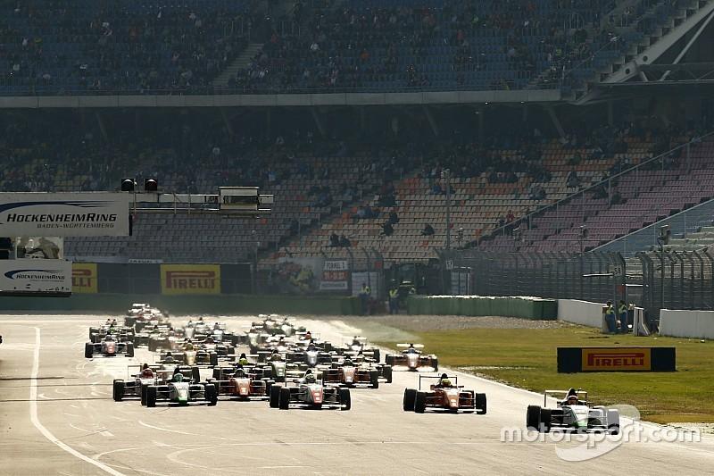 Bereits mehr als 50 Teilnehmer: Formel 4 ändert Wochenend-Format