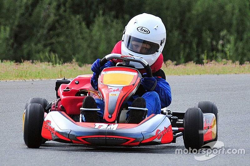 Mika Hakkinen confirms son giving up on karting