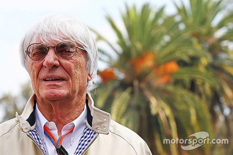 Ecclestone not ruling out forcing BBC to see out contract