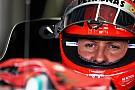 Schumacher qui marche à nouveau, une rumeur