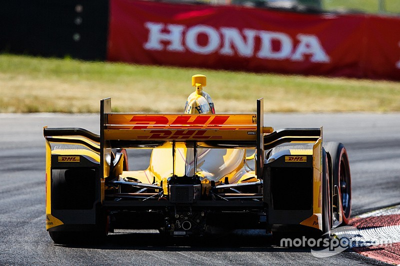 "Hunter-Reay: ""Honda can fight for the title in 2016"""