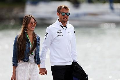Jenson Button: Trennung von Ehefrau Jessica Michibata