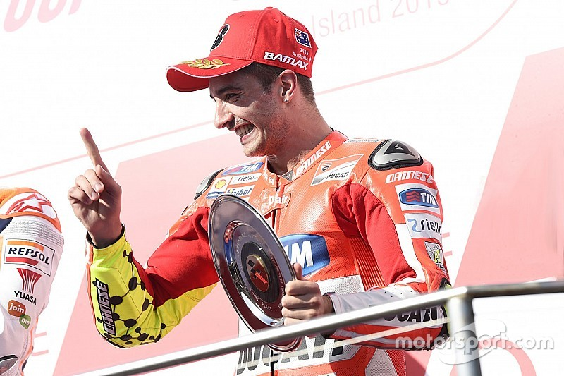 Bilan 2015 - Andrea Iannone aux portes de la gloire