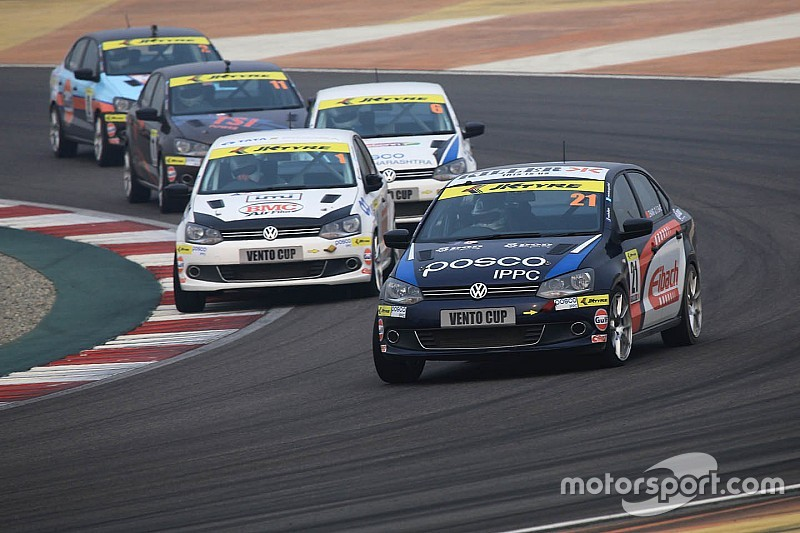 Volkswagen Vento cup switches to NRC from 2016
