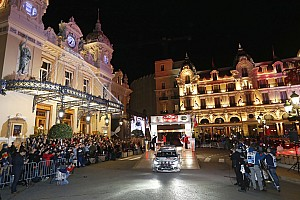 WRC Ultime notizie 14 WRC al via del Rally di Montecarlo 2016
