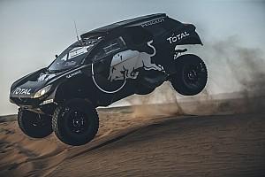 Dakar Preview Dakar: Team Peugeot Total in the starting blocks!