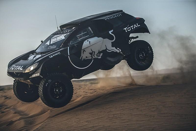 Dakar: Team Peugeot Total in the starting blocks!