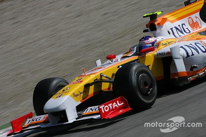 Grosjean diz que gostaria de voltar para a Renault um dia