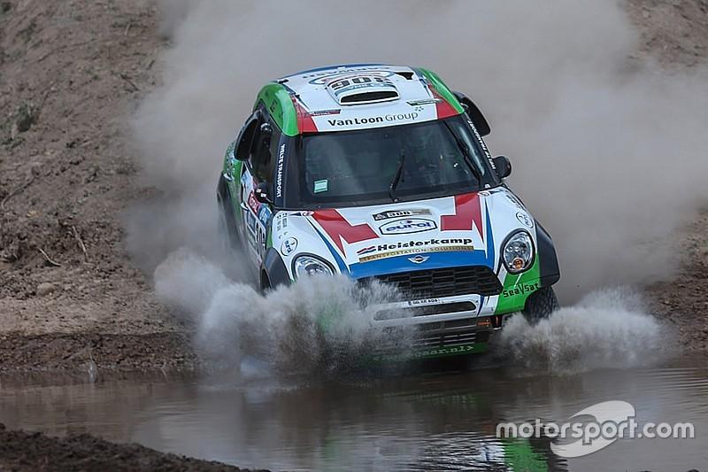 Cambia  recorrido de la segunda especial de Dakar 2016