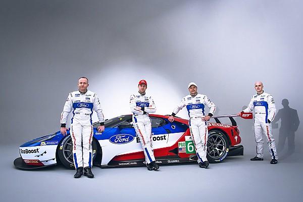 Ford anuncia pilotos para estreia no WEC