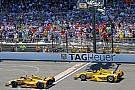 Te koop: IndyCar-bolide die nog in gebruik is