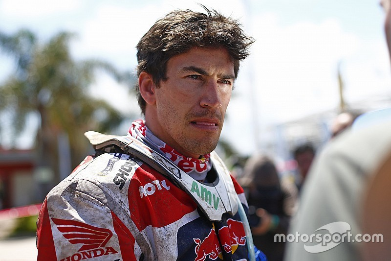 Barreda loses Dakar lead with second speeding penalty