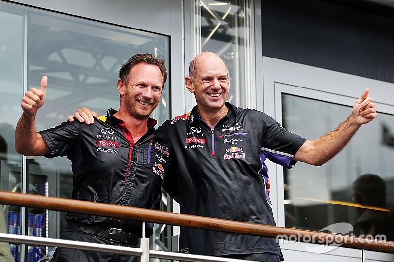 "Newey: ""Vinceranno soltanto Mercedes e Ferrari"""