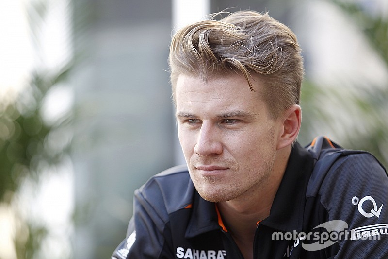 Hulkenberg: I'm not obsessed by top team chance
