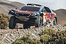 Peterhansel toma la punta en el Dakar 2016