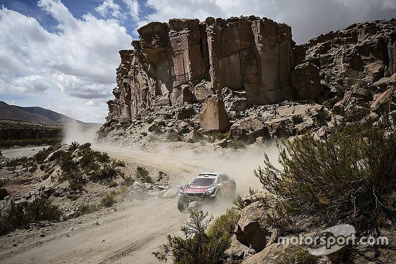 Carlos Sainz de vuelta a la competición del Dakar