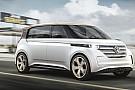 Volkswagen présente le Budd-e concept, le minivan électrique