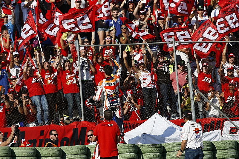 Aficionados italianos de Márquez no irán a Mugello por seguridad