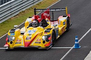 Asian Le Mans News Antonio Giovinazzi und Sean Gelael siegreich bei Sportwagen-Debüt